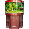 Аквариумный комплект Minjiang R9 1000BY красное дерево