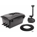 Комплект для пруда (фильтр и насос-помпа) Aquael Klarjet 15000