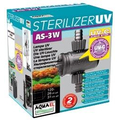 Стерилизатор AQUAEL UV AS-3W