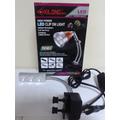 Светильник светодиодный Xilong LED-G3C 1Wx3