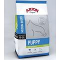 Корм для щенков ARION Original Puppy Medium Chicken&Rice, 12кг