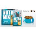 Корм для взрослых котов Nutra Mix Optimal, 9,07кг
