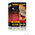 Exo Terra Wire Light Small