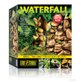 Exo Terra Natural Waterfall маленький 16x20x17 см