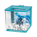 Мини-аквариум Hagen Marina Betta EZ Care, синий