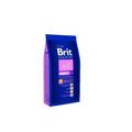 Сухой корм для щенков и молодых собак мелких пород Brit Premium Junior S, 3kg