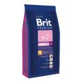 Сухой корм для щенков и молодых собак мелких пород Brit Premium Junior S, 8kg