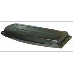 Крышка для аквариума Природа 60x30 ОВ (лампы-миньоны) черная