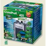Внешний канистровый фильтр JBL CristalProfi GreenLine e401