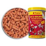 Корм для прудовых рыб Tropical Koi&Goldfish Colour Sticks 21L/1,5кг