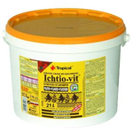 Корм для рыб Tropical Ichtio-vit 21L /4кг хлопья
