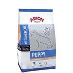 Корм для щенков ARION Original Puppy Medium Salmon&Rice, 12кг