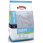 Корм для щенков ARION Original Puppy Small Chicken&Rice, 3кг