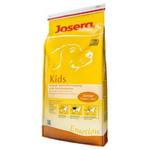Корм для щенков и молодых собак крупных и средних пород Josera Kids, 15кг