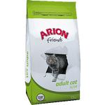 Корм для взрослых котов Arion Friends Adult Cat, 15кг
