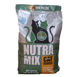 Корм для взрослых котов Nutra Mix Hairball, 9,07кг