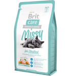 Сухой корм Brit Care Cat Missy for Sterilised, 2kg