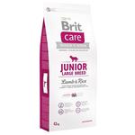 Сухой корм для щенков гигантских пород Brit Care Junior Large Breed Lamb & Rice, 12kg