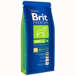 Сухой корм для взрослых собак гигантских пород Brit Premium Adult XL, 15kg