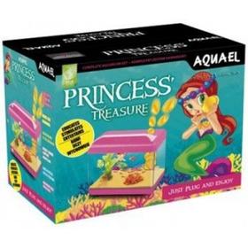 Аквариум Aquael Princess (Сокровища принцессы) 15 литров