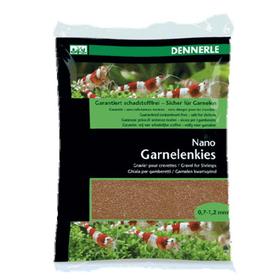 Грунт Dennerle Nano Garnelenkies 2 Kg (Коричневый)
