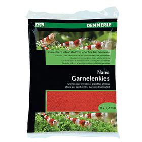 Грунт Dennerle Nano Garnelenkies 2 Kg (Красный)