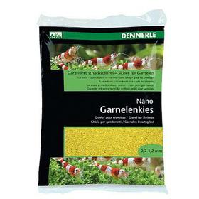 Грунт Dennerle Nano Garnelenkies 2 Kg (Желтый)