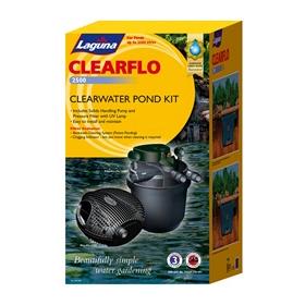 Комплект для пруда (фильтр и насос-помпа) Hagen Laguna ClearFlo 2500