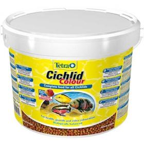Корм для рыб Tetra Cichlid Color 10L