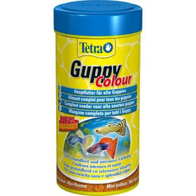 Корм для рыб Tetra Guppy Color 250ml