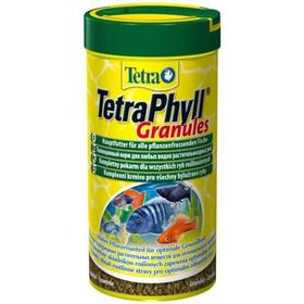 Корм для рыб Tetra Phyll Granules 250ml
