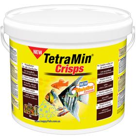 Корм для рыб TetraMin Crisps 10L