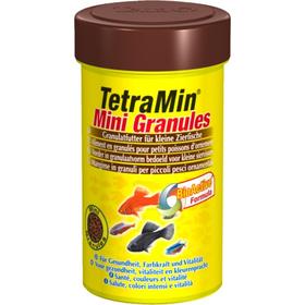 Корм для рыб TetraMin Mini Granules 100ml