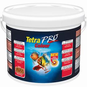 Корм для рыб TetraPro Color 10L