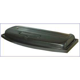 Крышка для аквариума Природа 50x30 ОВ (лампы-миньоны) черная