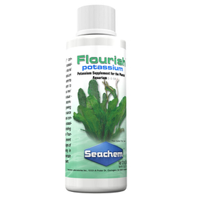 Удобрение Seachem Flourish Potassium 100 ml