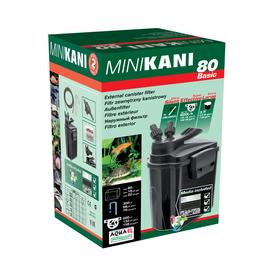 Внешний канистровый фильтр Aquael Mini Kani 80
