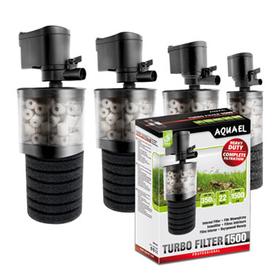 Внутренний фильтр Aquael TURBO FILTER NEW 1500