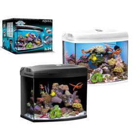 Аквариум Aquael Reef Master 105 черный