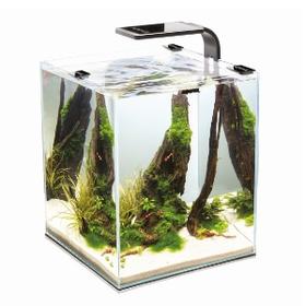 Аквариум Aquael Shrimp Set Smart 10 белый