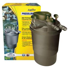Фильтр для пруда Hagen Laguna Pressure Flo 1400, UV 11W, 5000л/ч