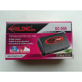 Компрессор на батарейках Xilong DC-900