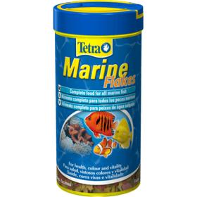 Корм для морских рыб Tetra Marine Flakes 250ml