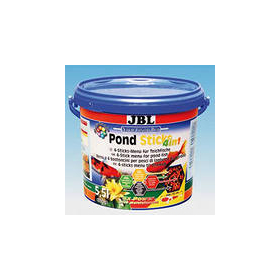 Корм для прудовых рыб JBL Pond Sticks 4in1, 10,5L
