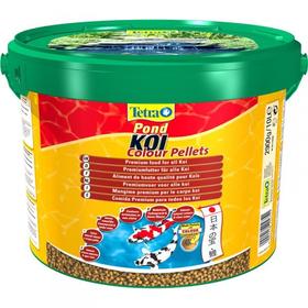 Корм для прудовых рыб Tetra Pond KOI Colour Pellets 10L