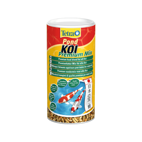 Корм для прудовых рыб Tetra Pond KOI Premium Mix 1L