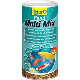 Корм для прудовых рыб Tetra Pond Multi Mix 1L