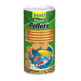 Корм для прудовых рыб Tetra Pond Pellets 1L