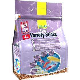 Корм для прудовых рыб Tetra Pond Variety Sticks 4L