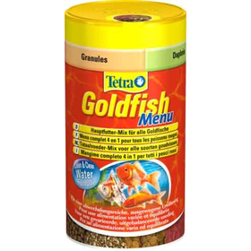 Корм для рыб Tetra Goldfish Menu 250ml